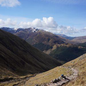 """Løberejse og Vandrerejse<br>Special Edition<br>""""The Great Glen Way""""<br>10. maj – 15. maj 2022"""