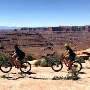 Mountainbikerejse<br>Efterårstur til Utah, Arizona og Nevada<br>10. september – 18. september 2022