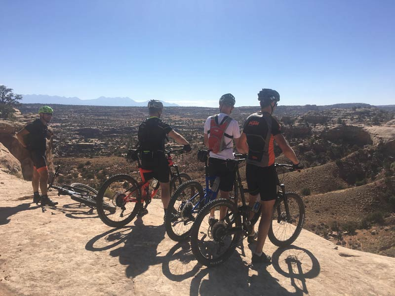 RIDE-run-the-canyons-mountainbike-rejser-moab-bjerge