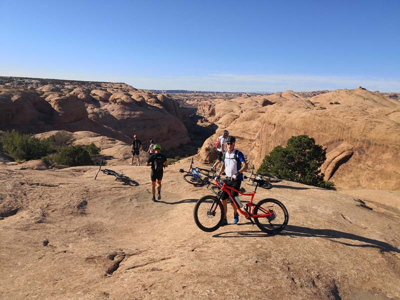 RIDE-run-the-canyons-mountainbike-rejser-moab-natur