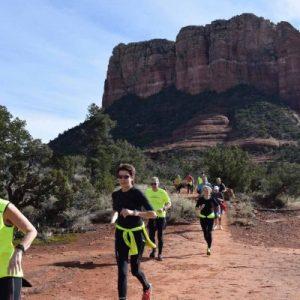 Løberejse<br>Vintertur til Arizona, Nevada & Californien<br>27. november – 5. december 2021