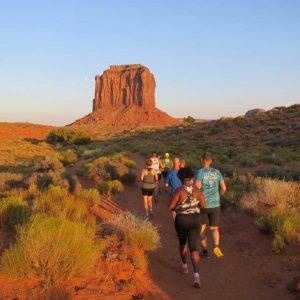 Løberejse<br>Efterårstur til Utah, Arizona og Nevada<br>4. september – 12. september 2022