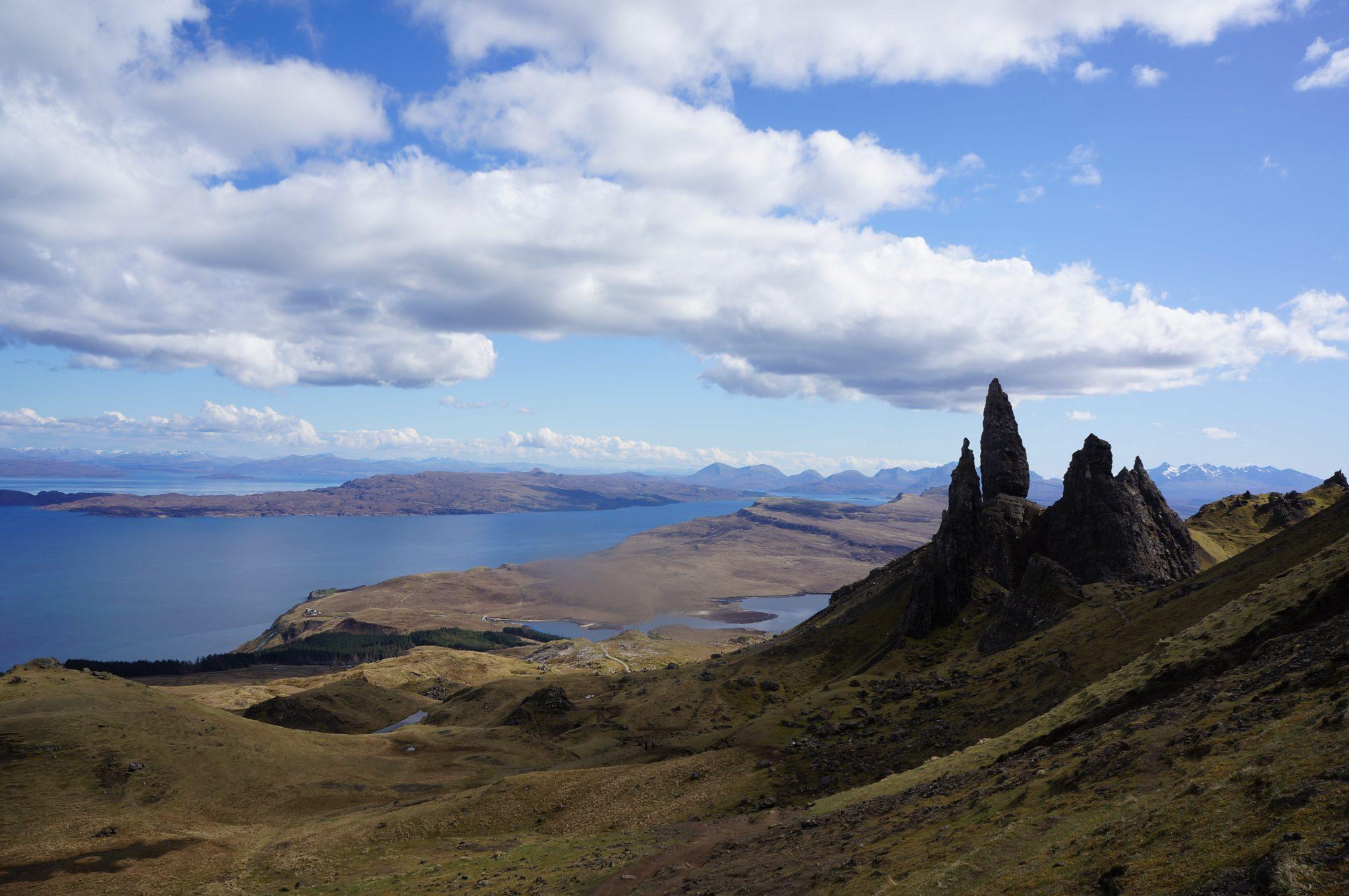 Løberejse Skotland - Isle of Skye